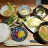 西陣イノクマカフェ - 料理写真:おそうざいランチ(900円)