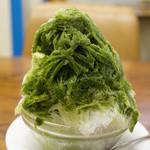 喫茶 カニドン - 宇治ミル金(800円)