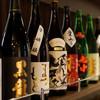 日本料理 花山椒 - ドリンク写真:こだわりの日本酒達