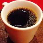 ベーカリー&カフェ Vent Dor Cafe - ブレンドコーヒーレギュラー@270円