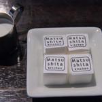 マツシタキッチン - 可愛い角砂糖