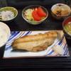 三吉野 - 料理写真:本日のランチ しまほっけ定食
