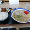いしやま - 料理写真:特製ラーメン定食