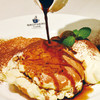 ブラザーズカフェ - 料理写真:ティラミススフレパンケーキ