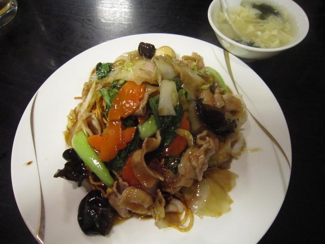 中華料理 福萬来
