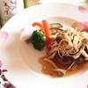 レストラン 仁 - 料理写真:茸の和風ハンバーグ