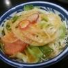 洋食屋 New 狸 - 料理写真:セットのサラダ