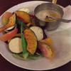 サルターレ - 料理写真:バーニャカウダ