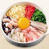 道とん堀 - 料理写真:お好み焼き オリジナルミックス