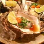 魚料理 吉成 - 生牡蠣
