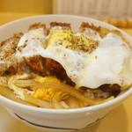 とんかつ燕楽 - カツ丼(950円)