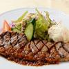 幸せ食堂 グリル壱乃藏 - 料理写真:国産牛ロースステーキ