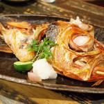 新川にしや - 金目鯛(1800円)
