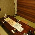 竹とんぼ - 個室 (2015/8)