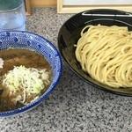 サキマサ - つけ麺(中盛)830円