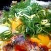 萬福 - 料理写真:豚と目玉焼     あっさり塩味!