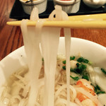 ヴェトナム・アリス - 麺