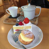 ロア レギューム - 料理写真:ショートケーキ、シュークリーム