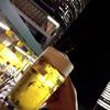 名鉄百貨店 屋上ビアガーデン - ドリンク写真:カンパーイ‼︎