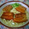 ふくろう - 料理写真:三枚肉そば 600円