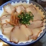 クルミ - チャーシューメン