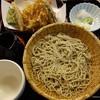 一休庵 - 料理写真:十割天ざる1750円