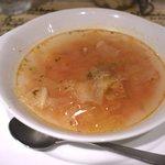 ハンバーグ ウィル - オニオンスープ