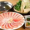 Suginoko - 料理写真:黒豚しゃぶしゃぶ