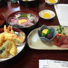 日本料理 しまだ - 料理写真:しまだランチ  てんぷら