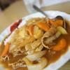 バスストップ - 料理写真:カレーライス