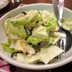 ももまる - グリーンサラダ