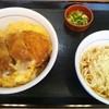 なか卯 - 料理写真:カツ丼とはいからうどん