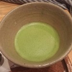 赤福茶屋 - 抹茶