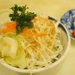 あけぼの - 野菜サラダ