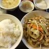 大上海 - 料理写真:豚肉と五目野菜炒めです。