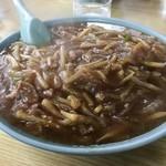 かんちゃん - ルースー麺大盛り 1000円