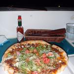プカプカ - タコライスピザ