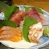 磯丸水産 - 料理写真:お刺身盛り合わせ御膳1,070円