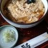 そば処 蔵寿 - 料理写真:親子南蛮そば