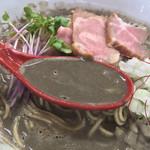 天夢 - 煮干100%スープ