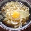 いち膳や - 料理写真:月見うどん380円