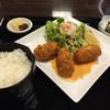 蟹喰い処 蟹工船 - 料理写真:カニクリームコロッケ定食
