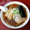 味の中一 - 料理写真:醤油ラーメン(640円)