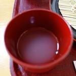 41877724 - 大根おろしの搾り汁