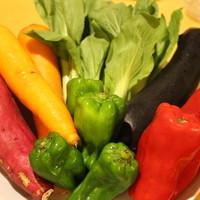 『新鮮』なお野菜
