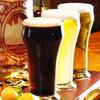 ベアレンヴァルト - ドリンク写真:期間毎に入れ替わるゲストビールもあります
