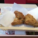 ケンタッキーフライドチキン - 料理写真:2ピース