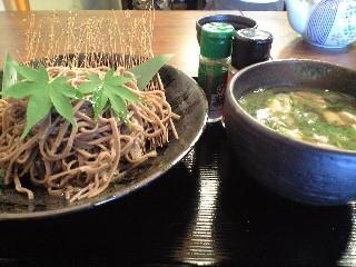 篠山皿そば 弐拾六