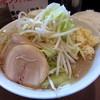 ラーメンどん - 料理写真:ラーメン¥650円+小ライス¥50円
