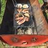 ブルー ジョーズ - 料理写真:青空の下でワイワイバーベキュー!